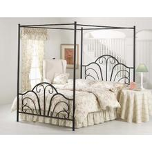 View Product - Dover King Canopy Bed Set