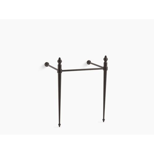 Oil-rubbed Bronze Console Table Legs for K-2259 Memoirs Sink