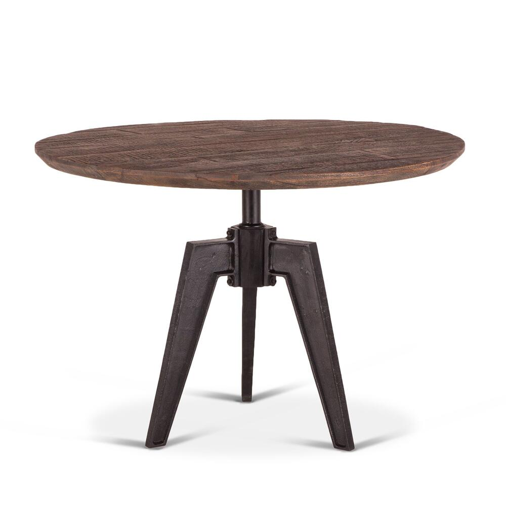 "Carnegie Round Table 42"" Bandsaw Teak"
