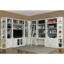 See Details - CATALINA 13 Piece Corner Library Wall