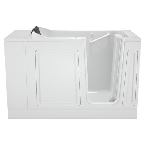 Luxury Series 28x48-inch Walk-in Whirlpool Tub  Right Drain  American Standard - White