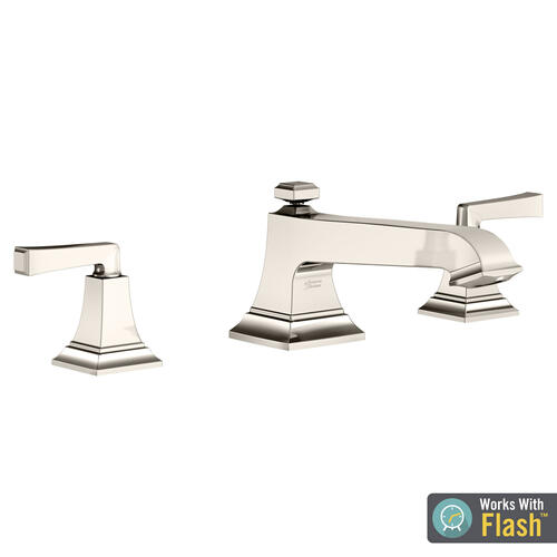 Town Square S Roman Tub Faucet  American Standard - Polished Nickel