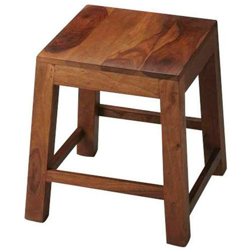 Butler Specialty Company - This unpretentious stool is an ideal complement to any modern space. Featuring the alluring grain of its solid sheesham wood construction, it is lightweight for easy transport from one space to the next, with sturdy construction to withstand everyday use.