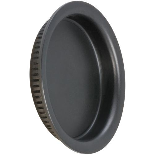 Cup Pull in (US10B Black, Oil-Rubbed, Lacquered)