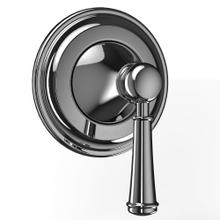 View Product - Vivian™ Three-Way Diverter Trim with Off - Lever Handle - Polished Chrome Finish