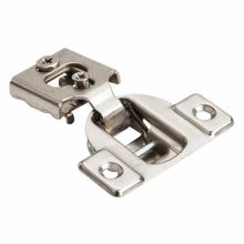 """See Details - 105° 1/2"""" Economical Standard Duty Self-close Compact Hinge without Dowels"""