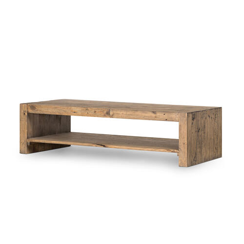 "Beckwourth Coffee Table-60""-sierra R Nat"