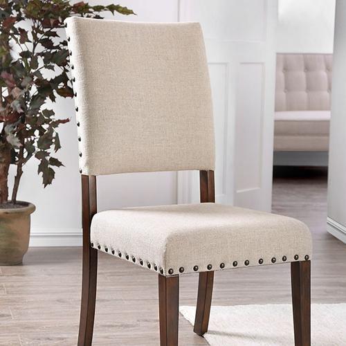 Aurora Solis Side Chair (2/Ctn)