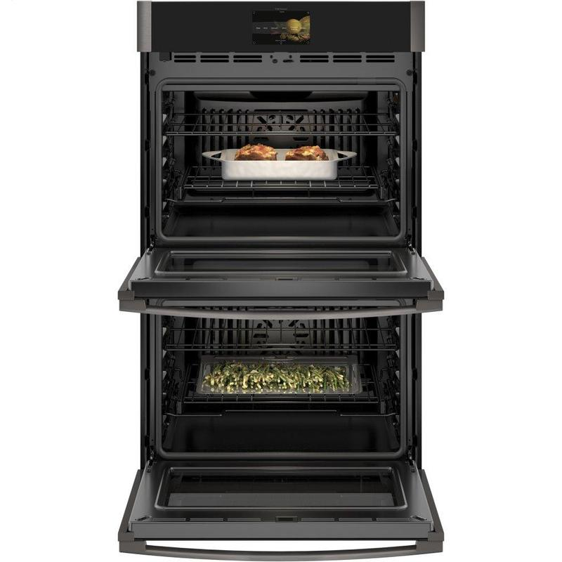 """GE Profile™ 30"""" Smart Built-In Convection Double Wall Oven with No Preheat Air Fry and Precision Cooking"""