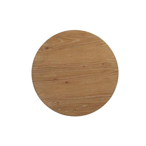 Flemming Round End Table