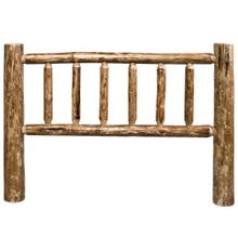 Glacier Country Collection Classic Log Headboards