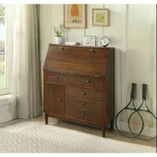 ACME Wyanie Office Armoire - 92316 - Walnut