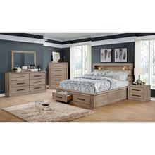 Oakburn E.King Bed
