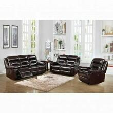 ACME Flavie Sofa (Power Motion) - 52005 - Leather Match