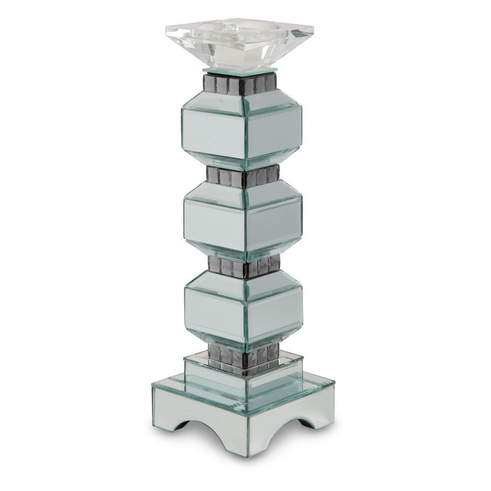 See Details - 3-tier Mirrored Candle Holder (2/pack) 155