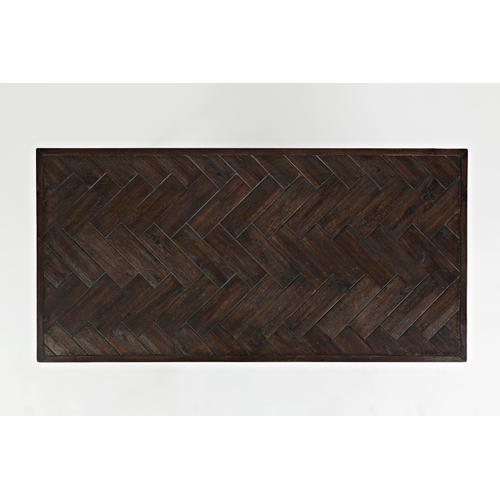 Dark Acacia Chevron Occasional 3 Pack