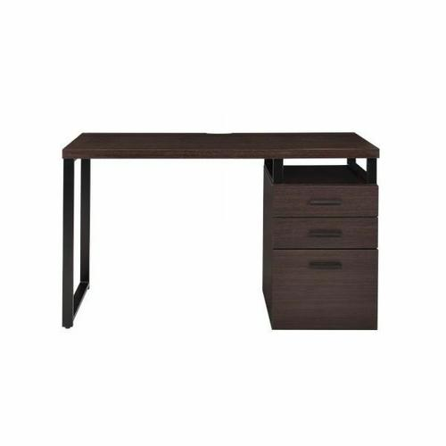 ACME Coy Desk - 92388 - Dark Oak