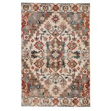 Taraji-Kazak Ivory Multi Machine Woven Rugs