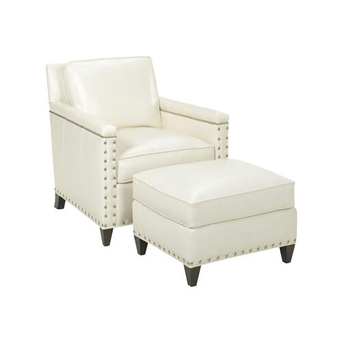 Chase Leather Chair Chase Leather Ottoman