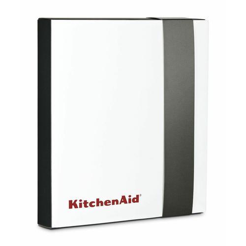 KitchenAid - KitchenAid® Commercial-Style Range Handle Medallion Kit - Black