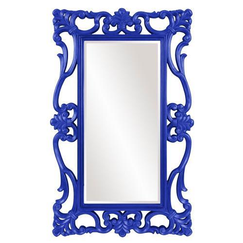 Howard Elliott - Whittington Mirror - Glossy Royal Blue