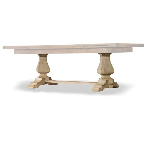 Dining Room Sanctuary Refectory Table - Dune & Drift