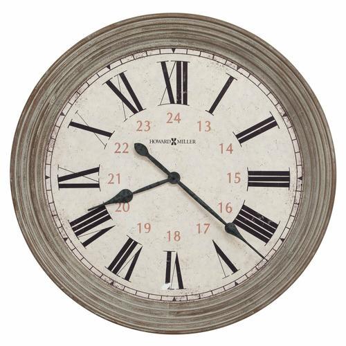 Howard Miller Nesto Oversized Wall Clock 625626