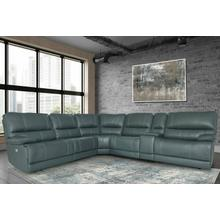 SHELBY - CABRERA AZURE Power Modular Sectional