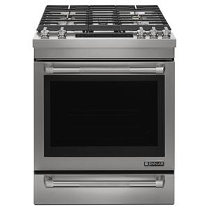 "JennAir  Pro-Style® 30"" Slide-In Gas Range Pro Style Stainless"