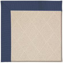 Creative Concepts-White Wicker Canvas Neptune Machine Tufted Rugs