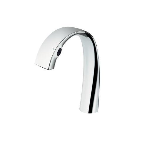 ZN Automatic Lavatory Faucet - Polished Chrome Finish