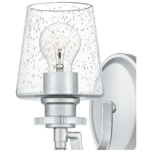 Quoizel - Hollister Wall Sconce in Polished Nickel