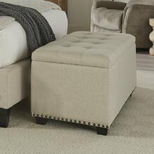 View Product - CAMERON - DOWNY Storage Bench