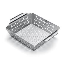 WEBER STYLE - Small Stainless Steel Vegetable Basket