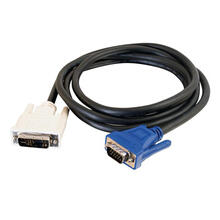 3m DVI Male to HD15 VGA Male Video Cable (9.8ft)