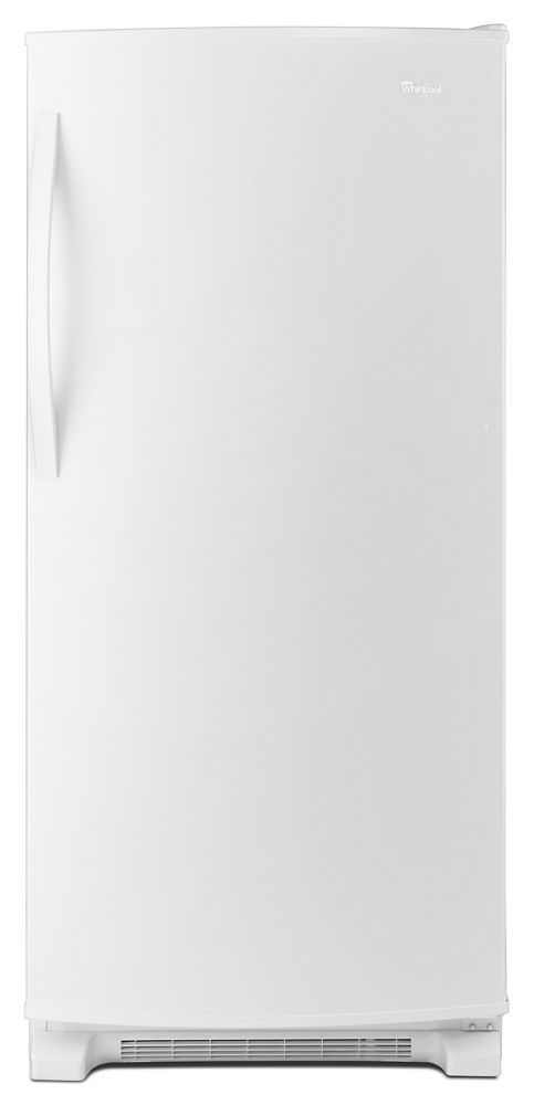 Whirlpool31-Inch Wide All Refrigerator With Led Lighting - 18 Cu. Ft.