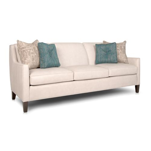 Smith Brothers Furniture - Leather Sofa