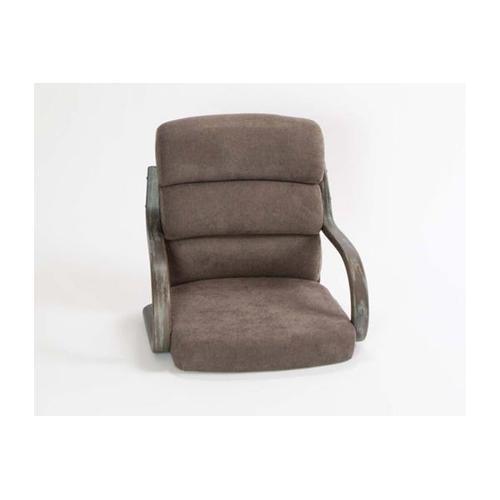 Cramco Furniture - Saturn Graphite Fab Buck 2pk