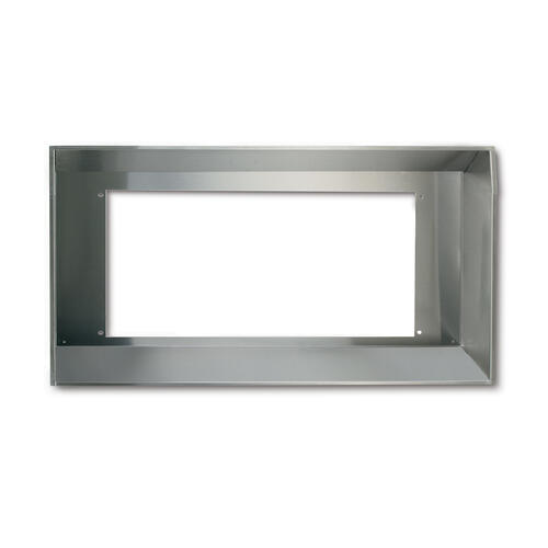 Broan® Elite 54-Inch wide Custom Hood Liner to fit RMIP45 Insert, in Stainless Steel