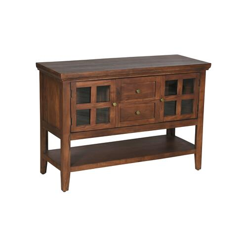 Bronson Accent Cabinet - Shaker Cherry