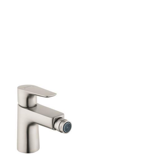 Brushed Nickel Single-Hole Bidet Faucet