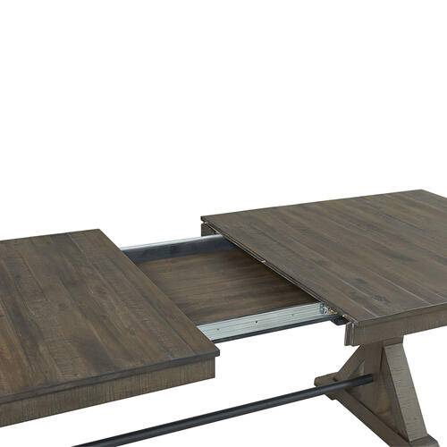 Intercon Furniture - Sullivan Trestle Dining Table