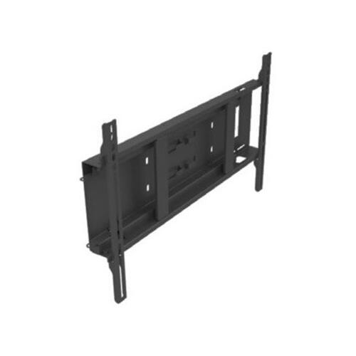 """Slide-out Wall Mount with Media Player Storage & Access For 37"""" to 70"""" Displays"""