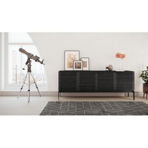 BDI Furniture - Corridor SV 7129 Storage Console in Charcoal Stained Ash