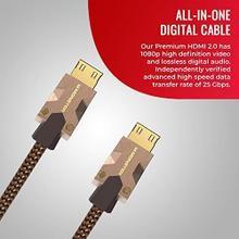 See Details - Monster M-Series 2000 Certified Premium HDMI 2.0 4