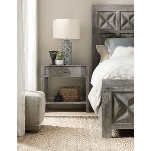 Bedroom Beaumont One-Drawer Nightstand