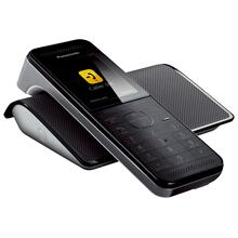 Cordless Phone with Smartphone Connect and Slim Cradle KX-PRW120W- 1 Handset