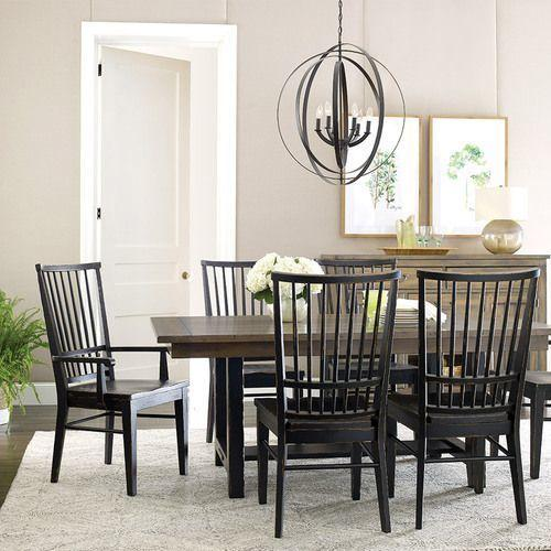 Gallery - Mill House Cooper Arm Chair - Anvil Finish