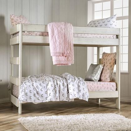 See Details - Arlette Twin/twin Bunk Bed