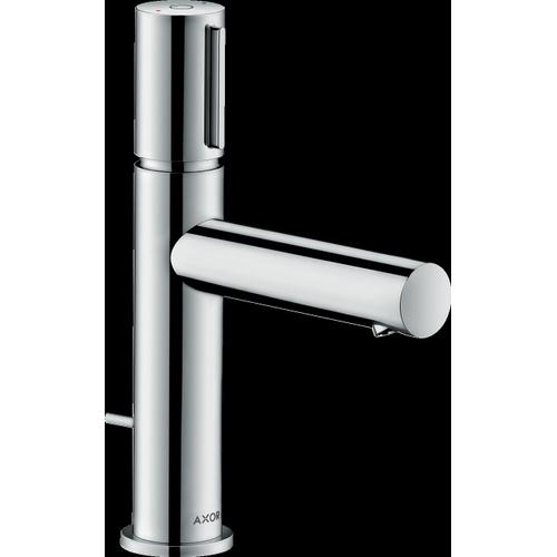AXOR - Chrome Single-Hole Faucet Select 110 with Pop-Up Drain, 1.2 GPM